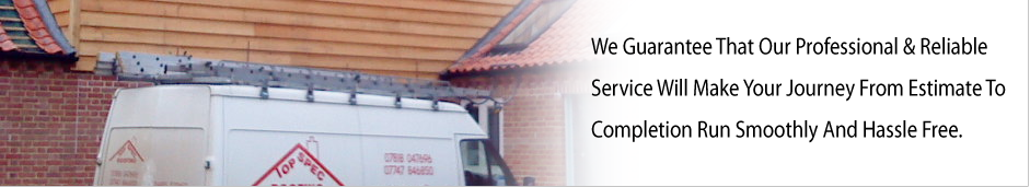 Banner Image - Roofing Services Cambridgeshire